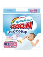 大王GOON 紙尿片 (MADE IN JAPAN) 初生BB 0-5kg (90片)